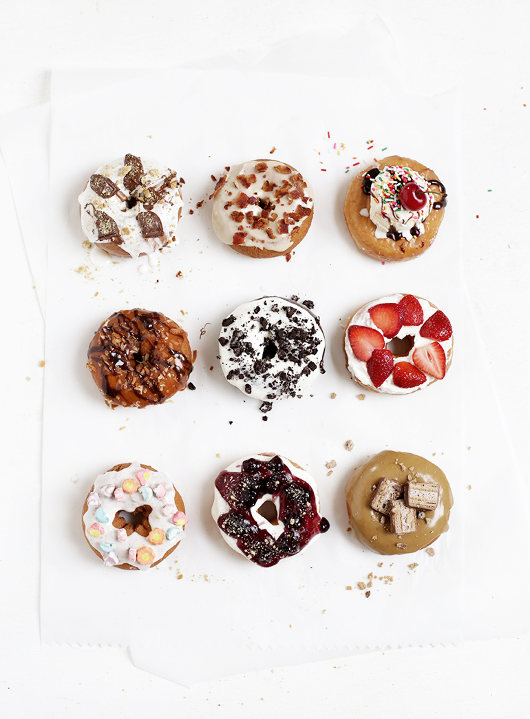 9 Decadent Donut Toppings The Merrythought
