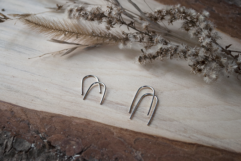 Made By Graham Earring Giveaway @themerrythought