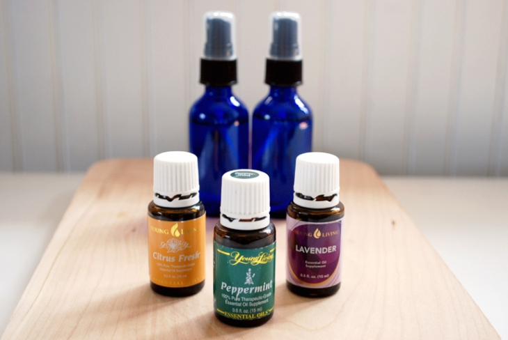 Essential Oil Room Spray Recipes - The Merrythought