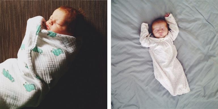 Newborn Photos - Essie Grace @themerrythought