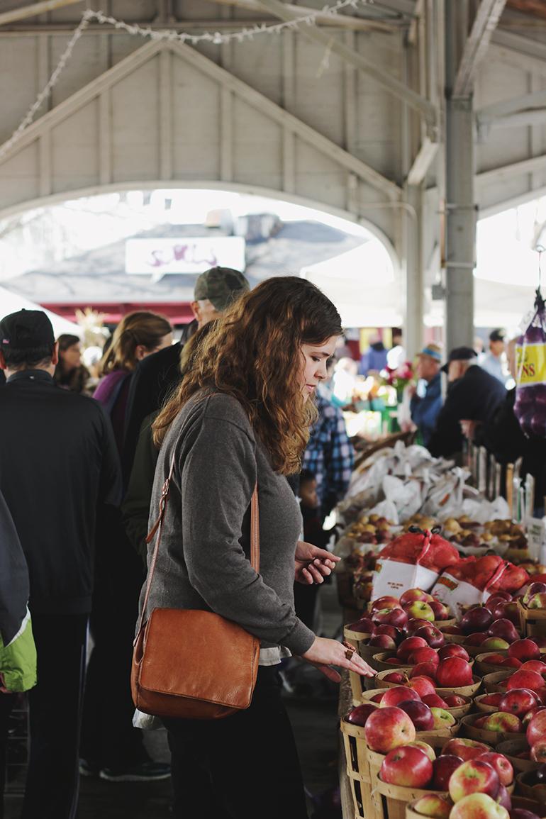 Rochester Public Market @themerrythought