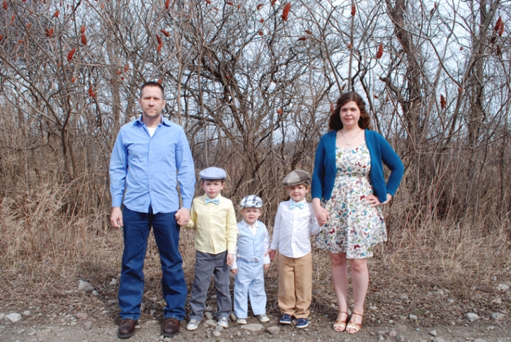 Family Easter Outfits
