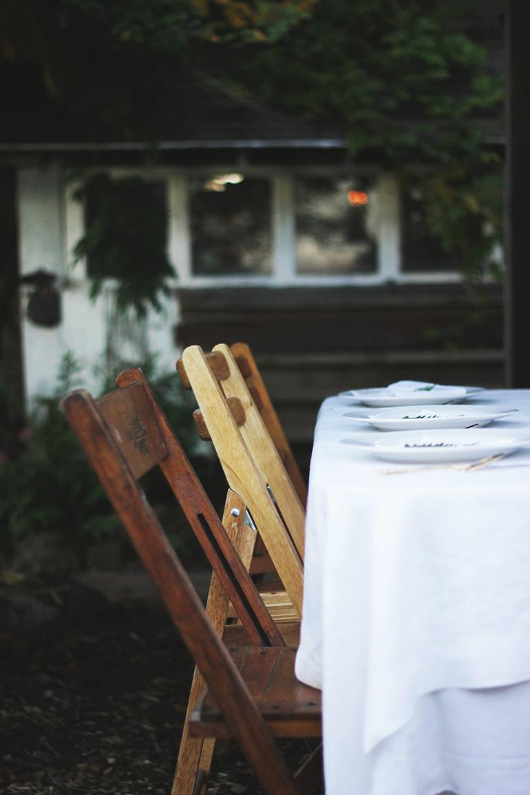 Fern Fig Backyard Gathering The Merrythought