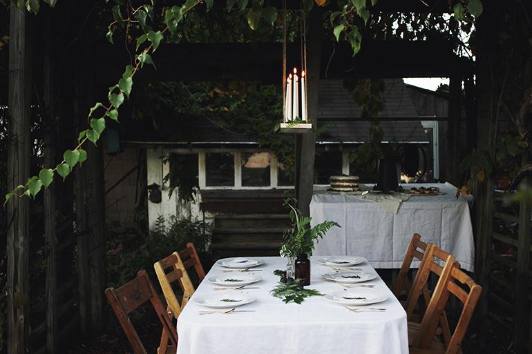 Fern & Fig Garden Party @themerrythought