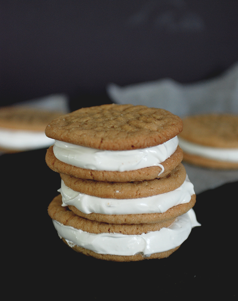 Fluffernutter Cookies » The Merrythought