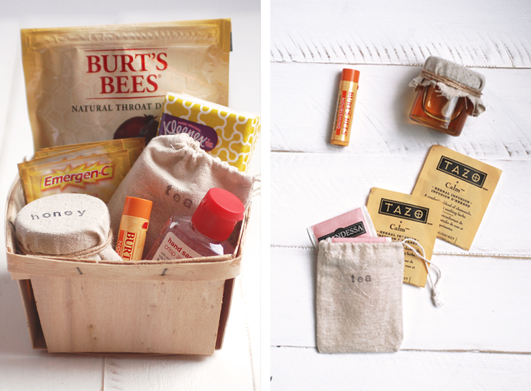 DIY Get Well Kit @themerrythought
