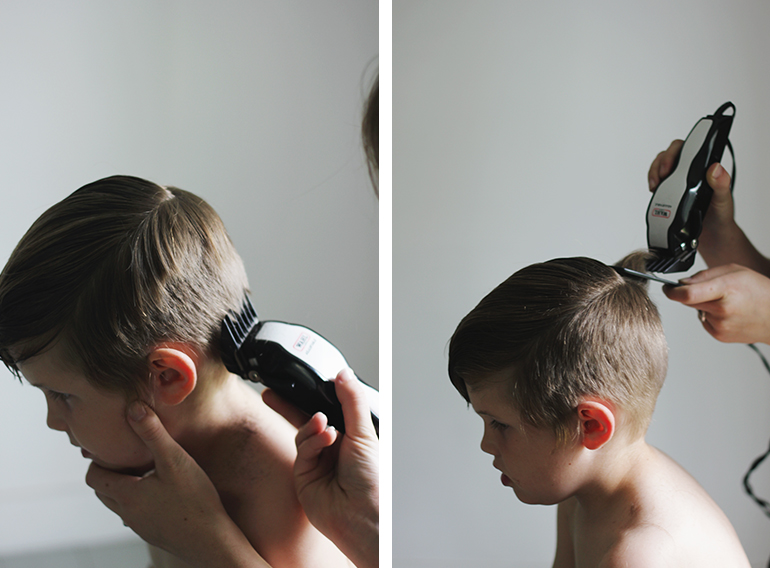 How To Modern Boy S Haircut 187 The Merrythought