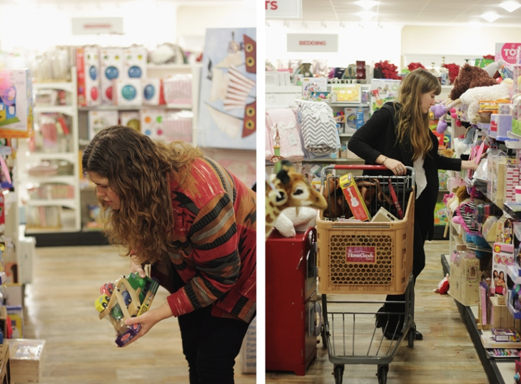 Spread the Holiday Cheer with @themerrythought and @homegoods