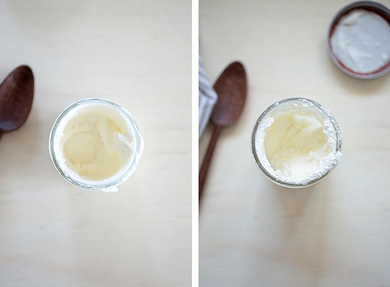 Homemade Butter @themerrythought
