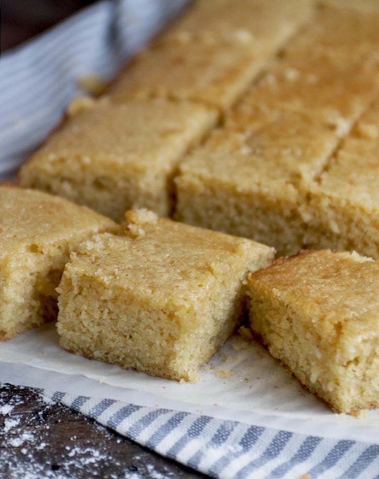 Honey Butter Cornbread » The Merrythought