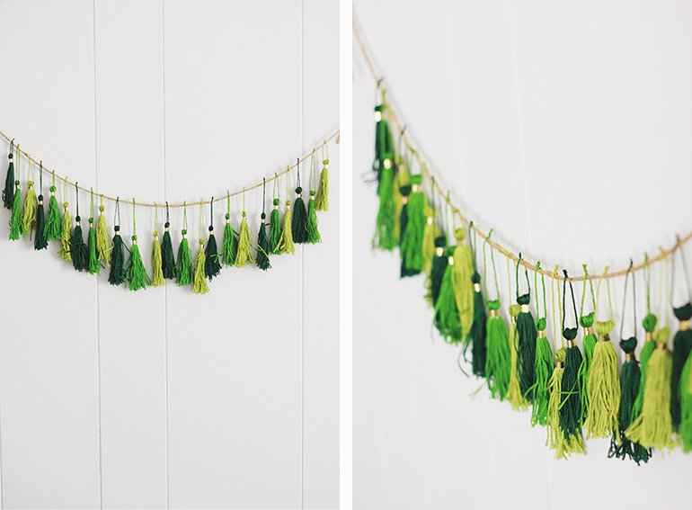 Tassel Garland // The Merrythought