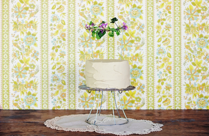 Wire Cake Stand | The Merrythought