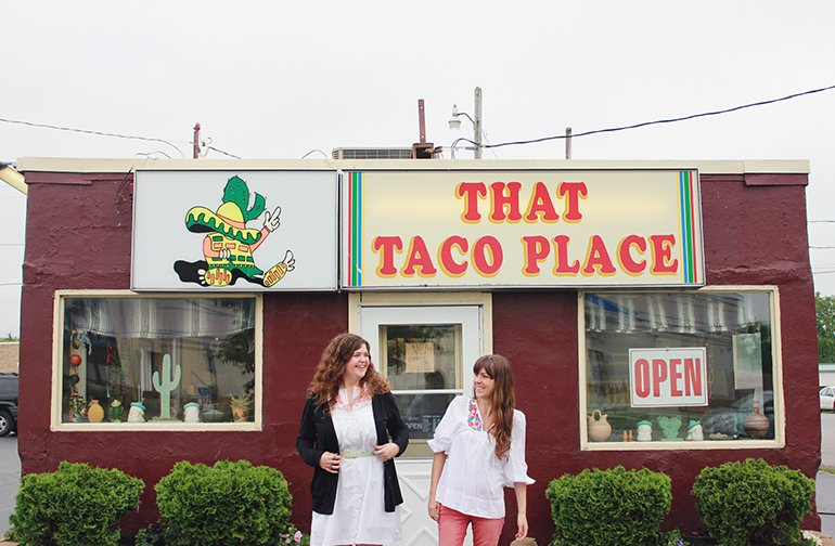 That Taco Place | The Merrythought