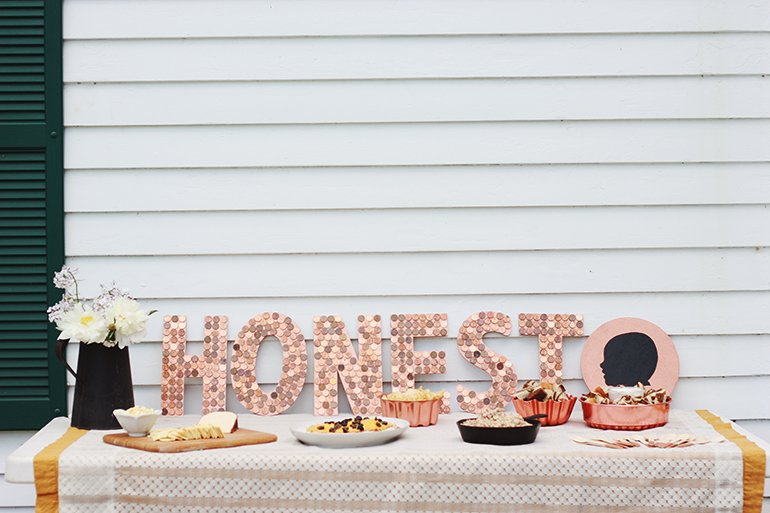 Honest Abe Party | The Merrythought