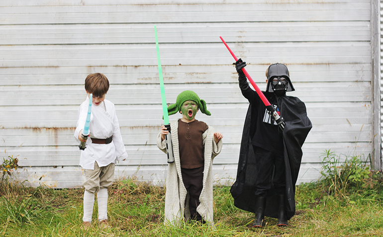 Star Wars Costumes U003eu003e The Merrythought