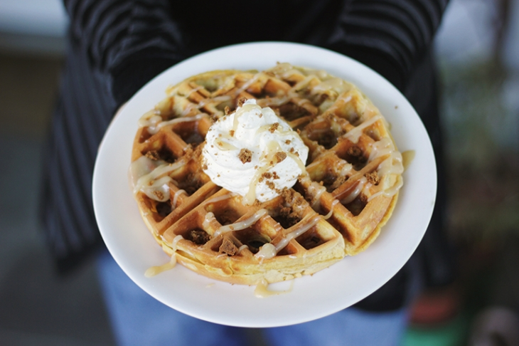 10 Waffle Toppings | The Merrythought
