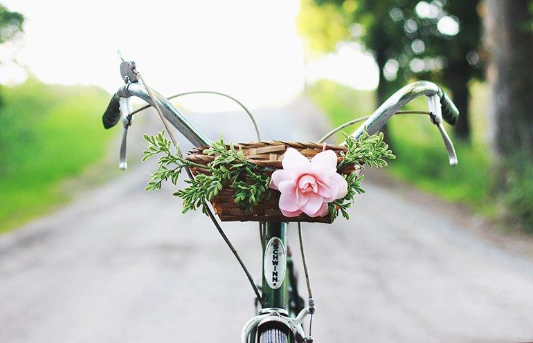DIY Bike Basket | The Merrythought