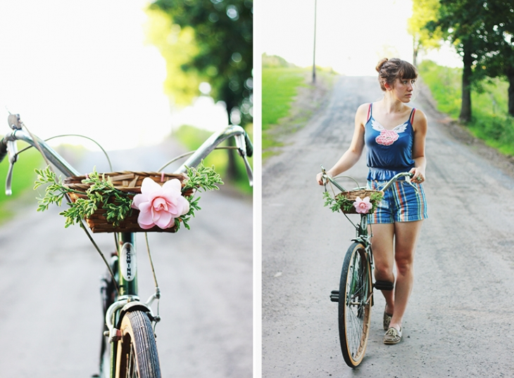 DIY Bike Basket | The Merrythought