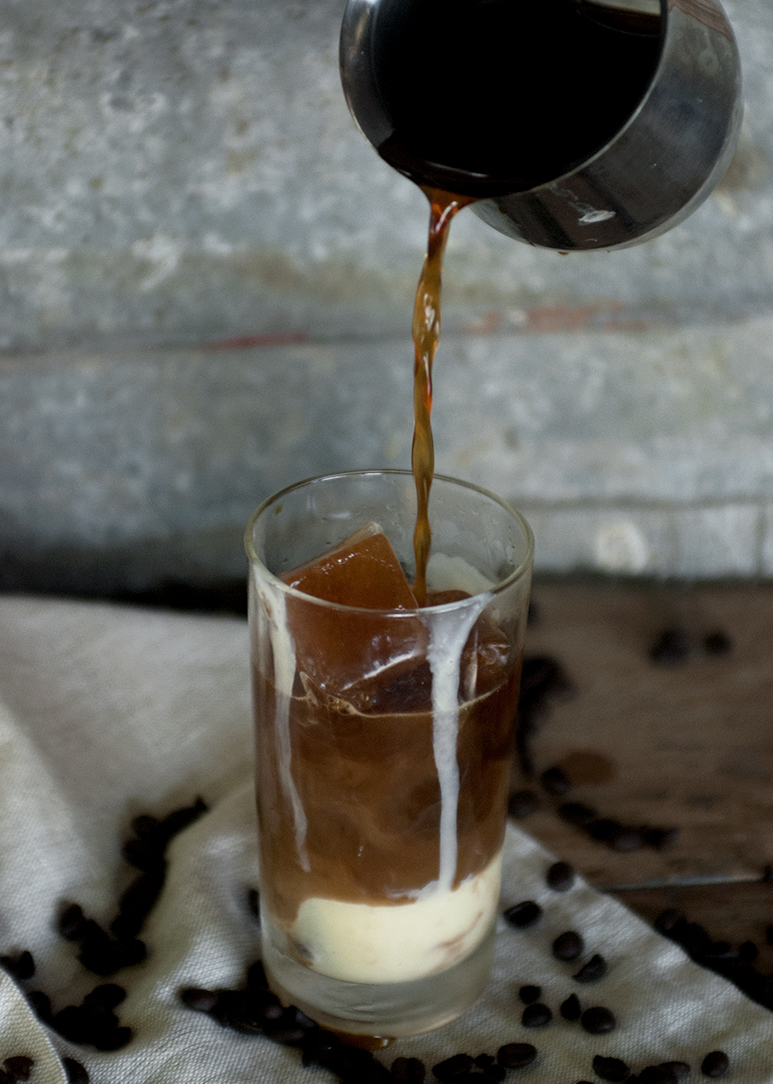 IcedCoffee4 How To Make Iced Coffee Out Of Hot Coffee