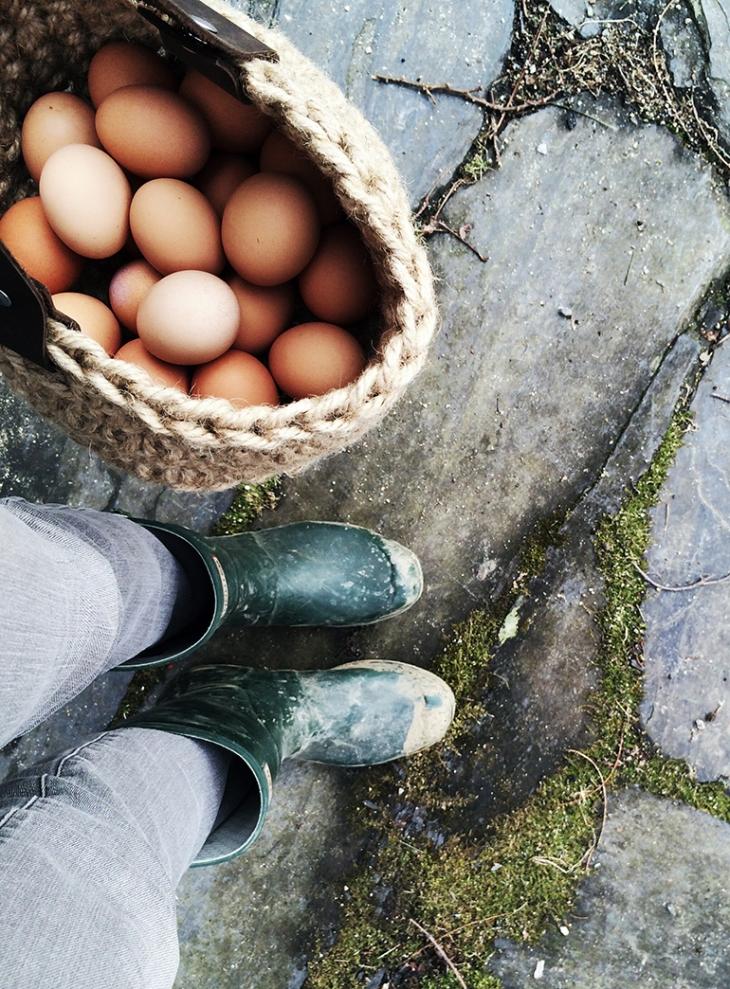 DIY Jute Basket @themerrythought