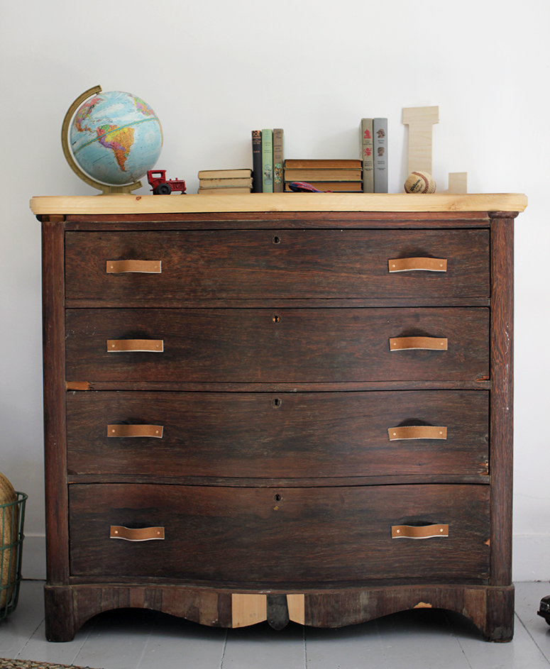 Leather Belt Drawer Pulls The Merrythought