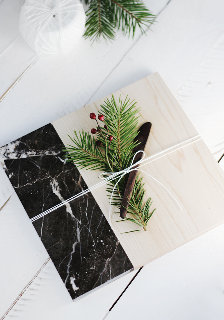 Diy Marble Cutting Board The Merrythought