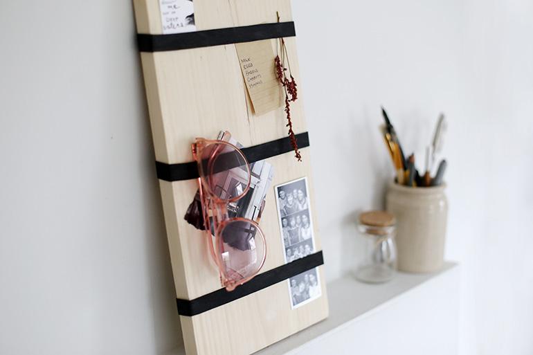 DIY Memo Board