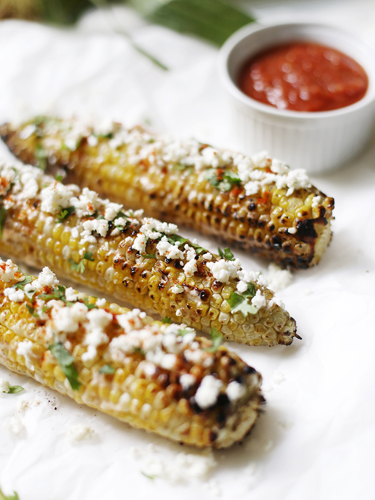 Mexican Street Corn Recipe @themerrythought