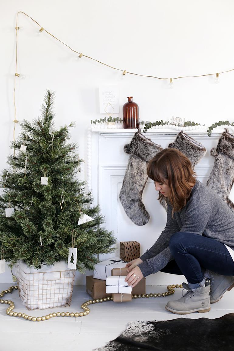 Scandinavian Christmas @themerrythought