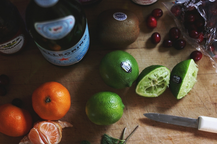 3 Delicious Mocktail Recipes @themerrythought
