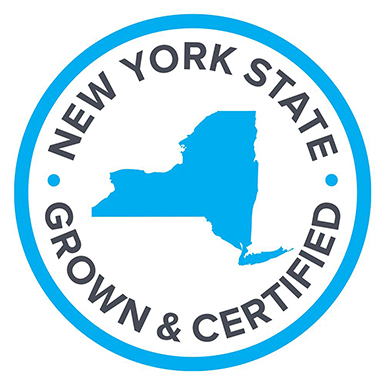 NYS Grown & Certified @themerrythought