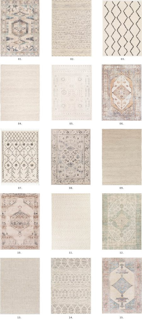 15 neutral area rugs