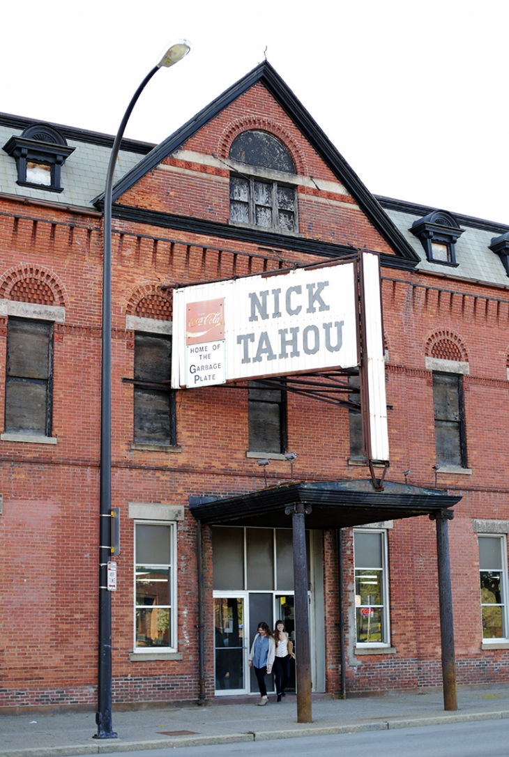 Nick Tahou Hots | Rochester, NY @themerrythought