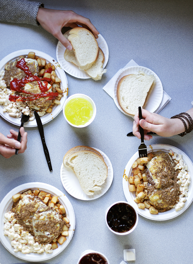 Nick Tahou Hots | Rochester, NY |The Garbage Plate  @themerrythought