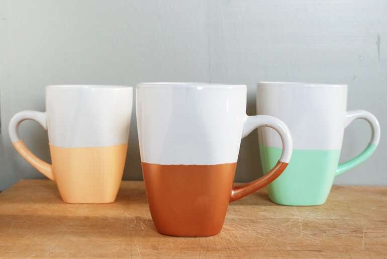 Paint To Use On Copper Mugs