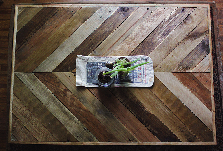 Pallet Coffee Table | The Merrythought