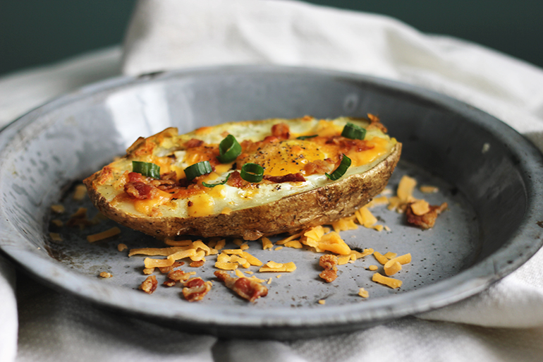 12 Baked Potato Topping Ideas @themerrythought