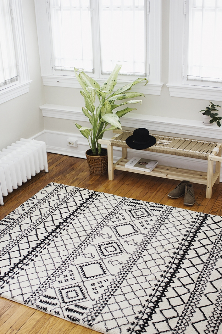 Rug Giveaway @themerrythought