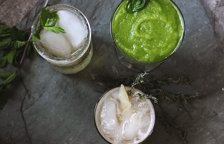 3 Saint Patrick's Day Mocktails @themerrythought