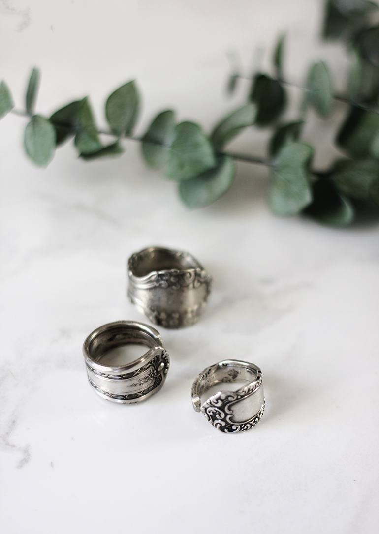 DIY Spoon Ring » The Merrythought