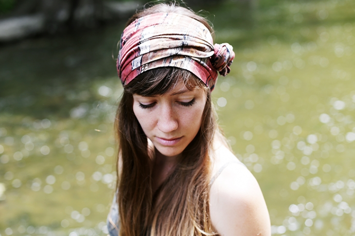 Summer Style Headwrap @themerrythought