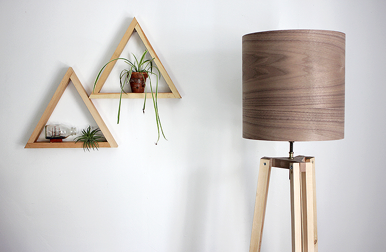 Good DIY Tripod Floor Lamp