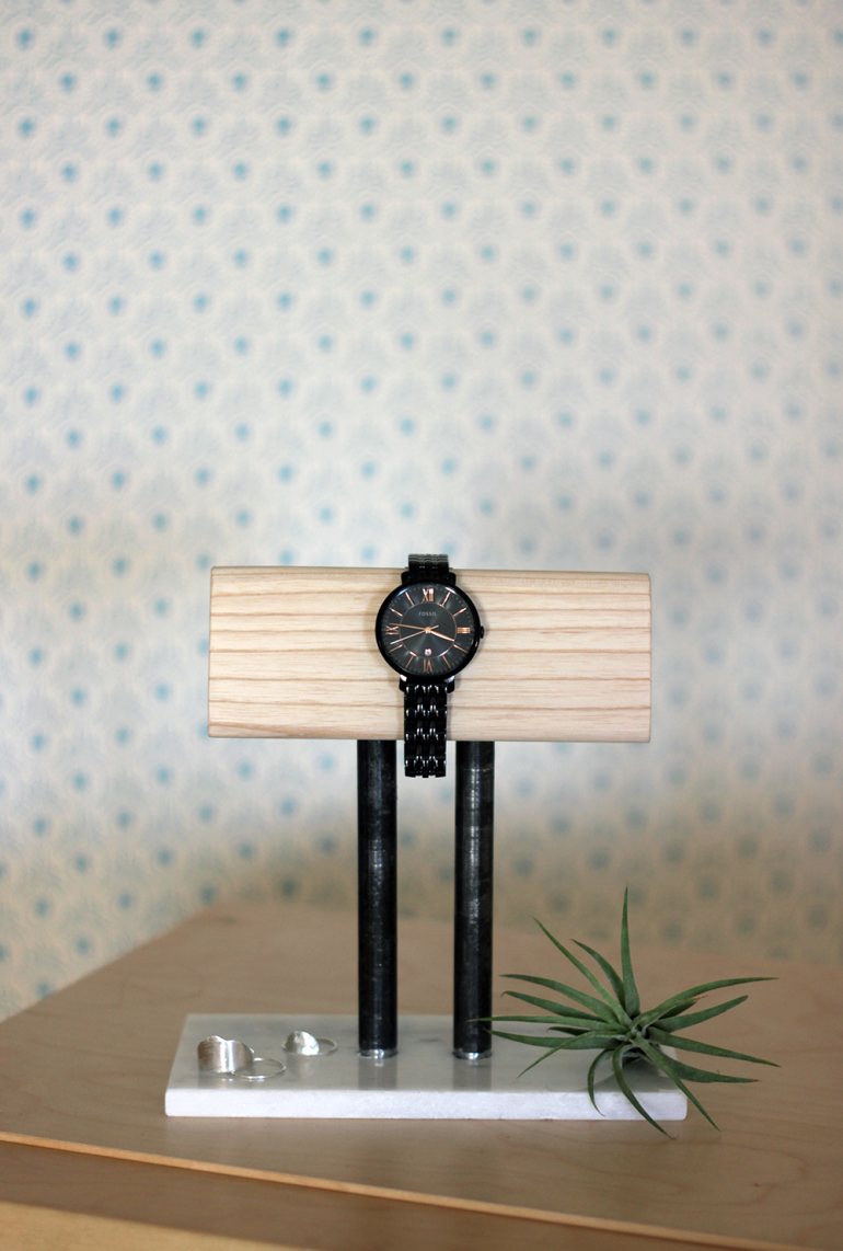 Diy Watch Stand The Merrythought