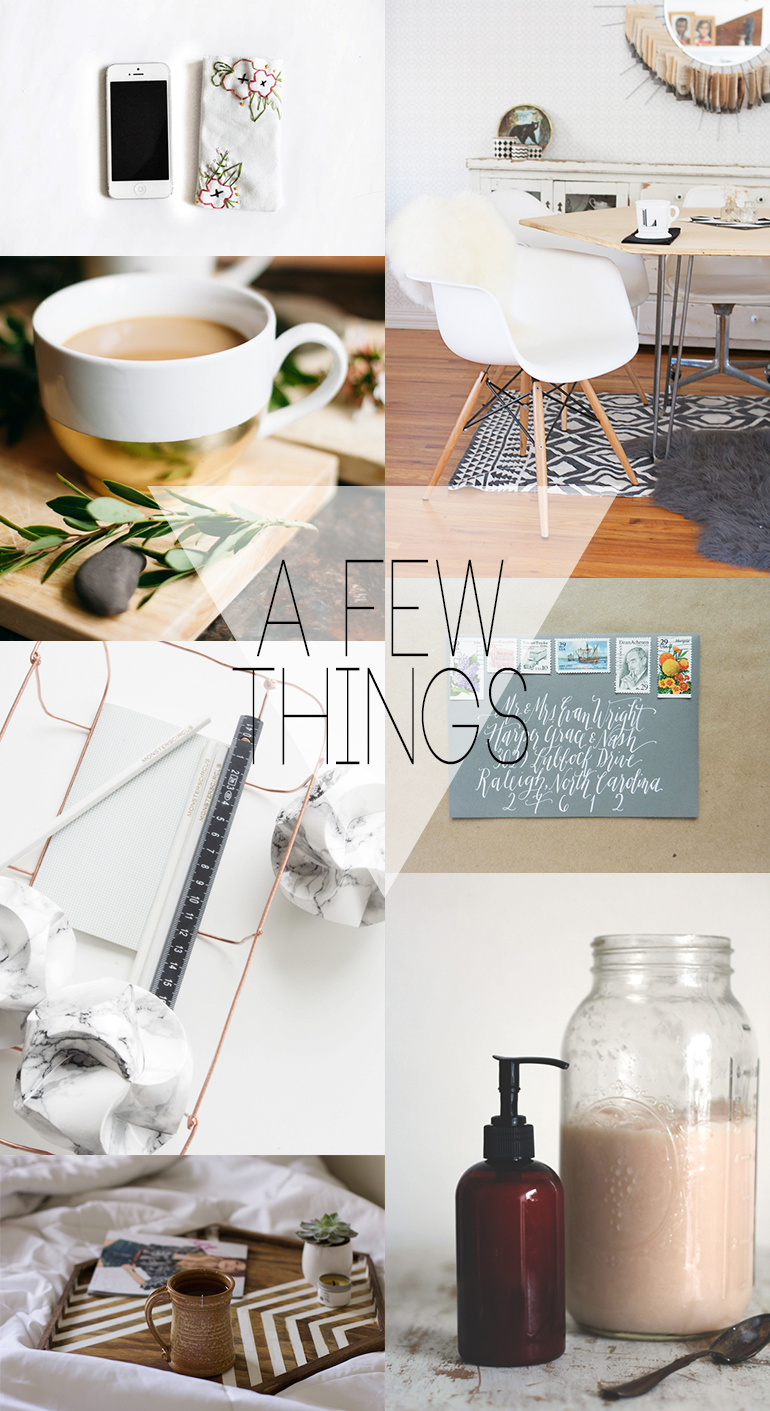 A Few Things : To Make - The Merrythought