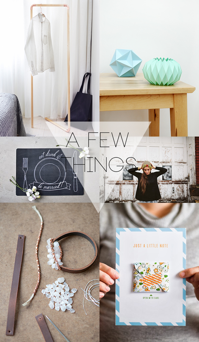 A Few Things: To Make - The Merrythought