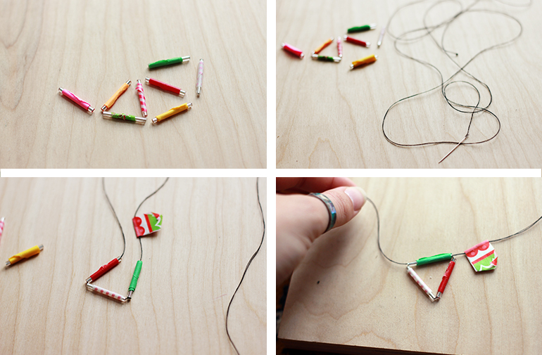 DIY Prism Necklace | The Merrythought