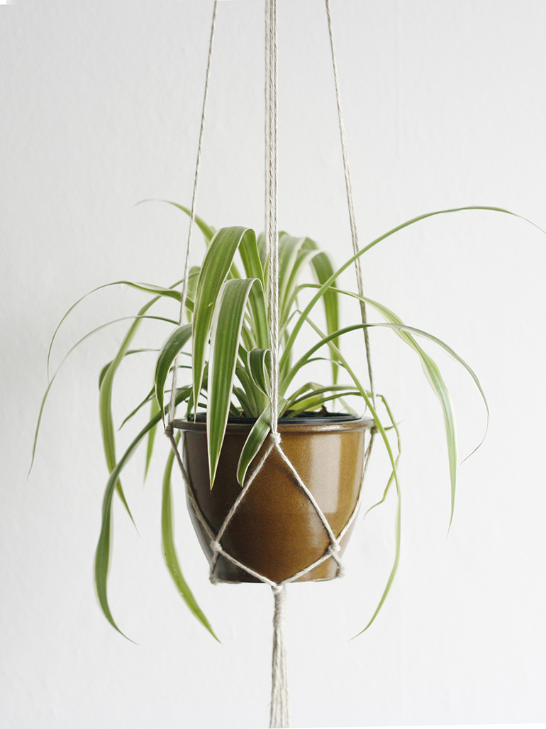 DaWanda - Hanging Planter Giveaway @themerrythought