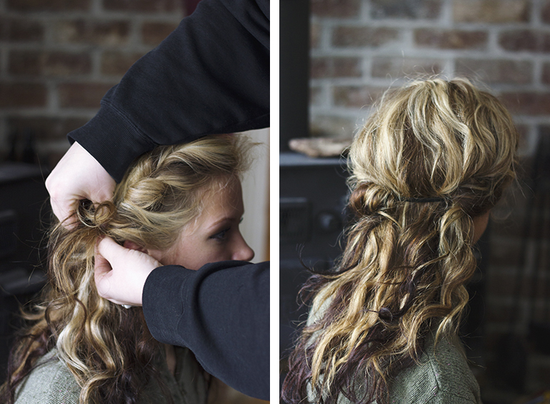 Bohemian Twist Tutorial @themerrythought
