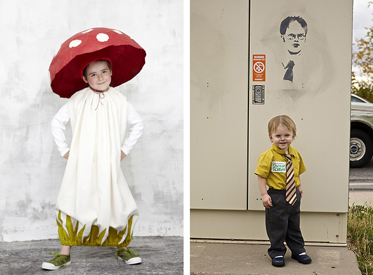20 homemade halloween costumes the merrythought mushroom