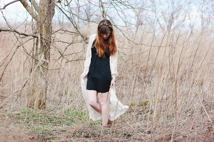 lace kimono outfit 4 | the merrythought
